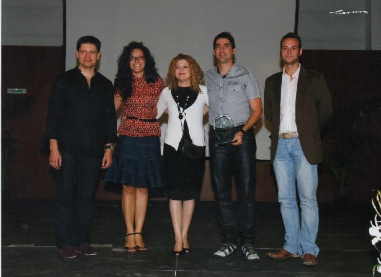 Foto Espai Vital gana el premio al Joven emprendedor de